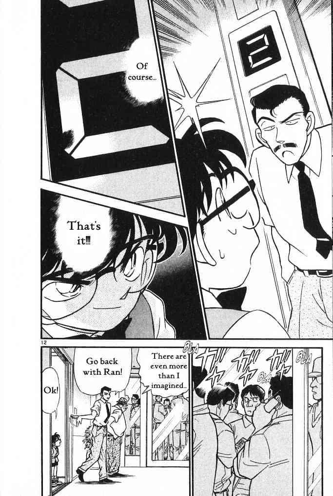 Detective Conan Chapter 171  Online Free Manga Read Image 12