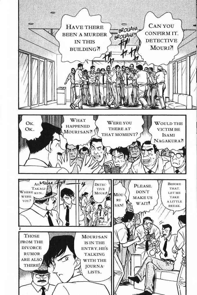 Detective Conan Chapter 172  Online Free Manga Read Image 2