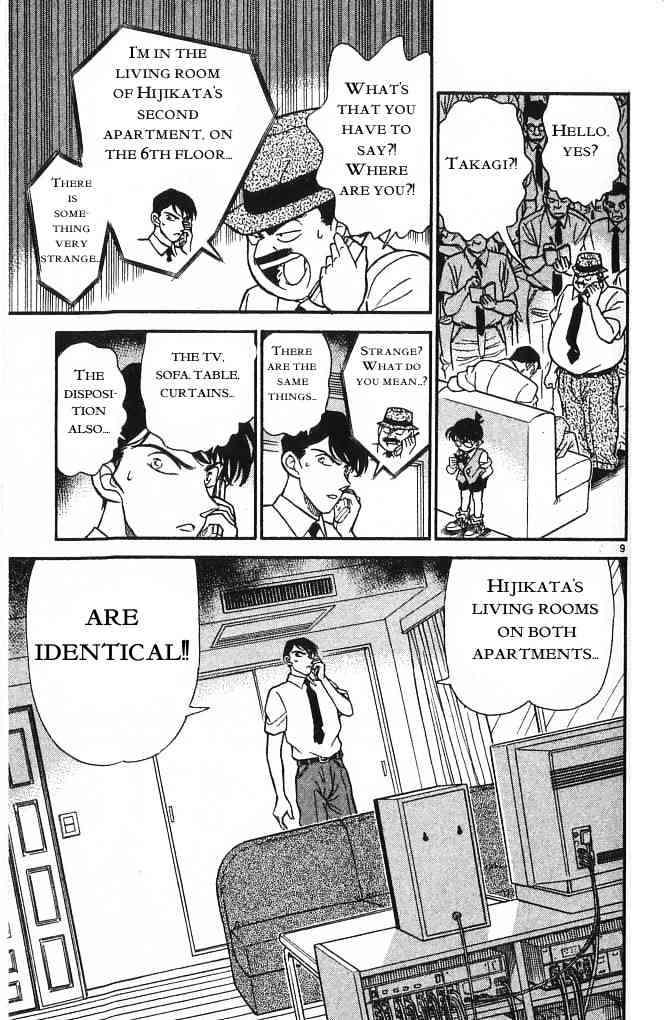 Detective Conan Chapter 172  Online Free Manga Read Image 9