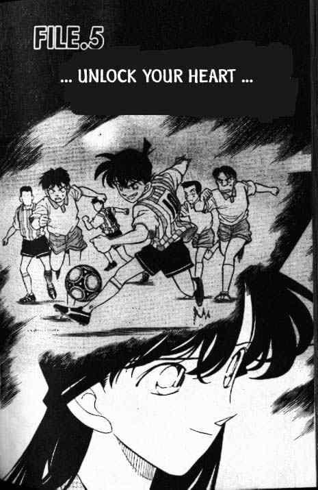 Detective Conan Chapter 175  Online Free Manga Read Image 1