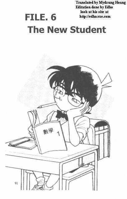 Detective Conan Chapter 176  Online Free Manga Read Image 1