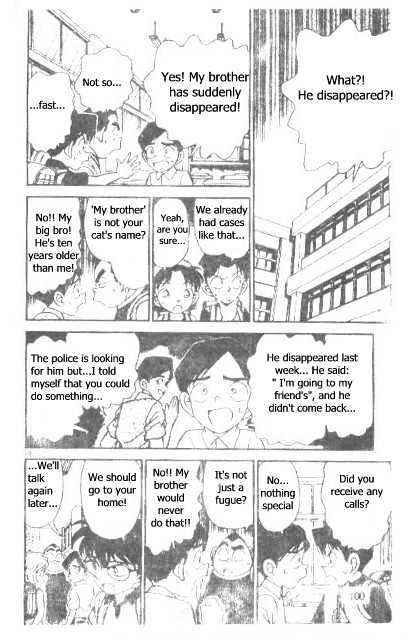 Detective Conan Chapter 176  Online Free Manga Read Image 10