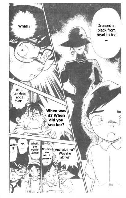 Detective Conan Chapter 176  Online Free Manga Read Image 14
