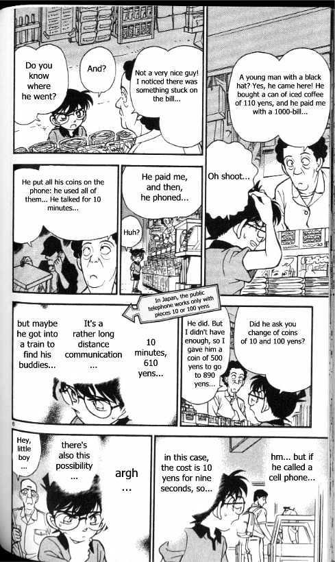 Detective Conan Chapter 177  Online Free Manga Read Image 6