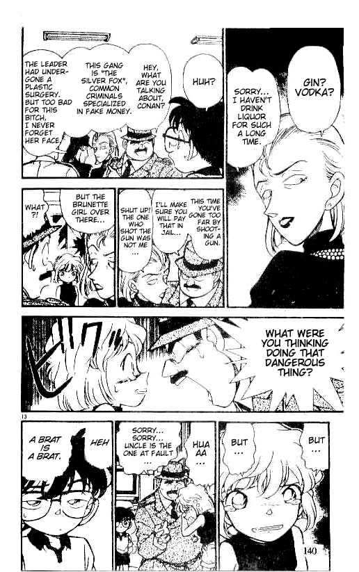 Detective Conan Chapter 178  Online Free Manga Read Image 12