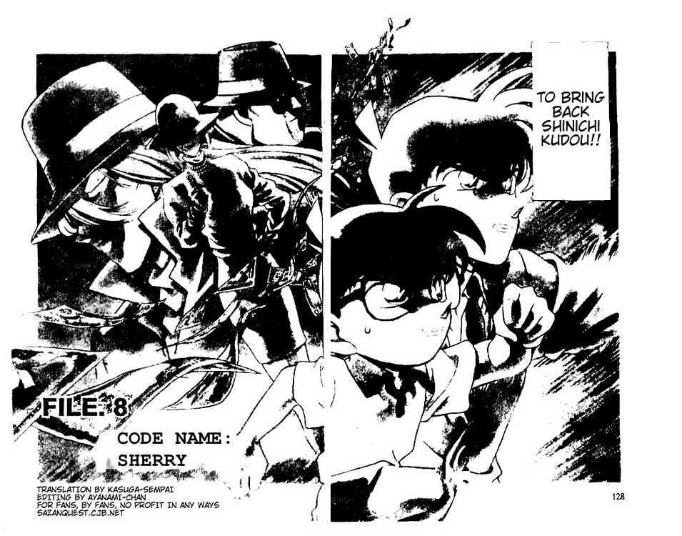 Detective Conan Chapter 178  Online Free Manga Read Image 2