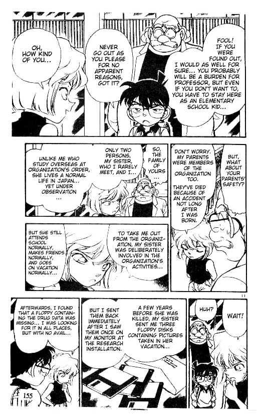 Detective Conan Chapter 179  Online Free Manga Read Image 11