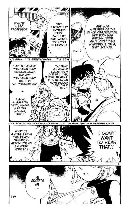 Detective Conan Chapter 179  Online Free Manga Read Image 5