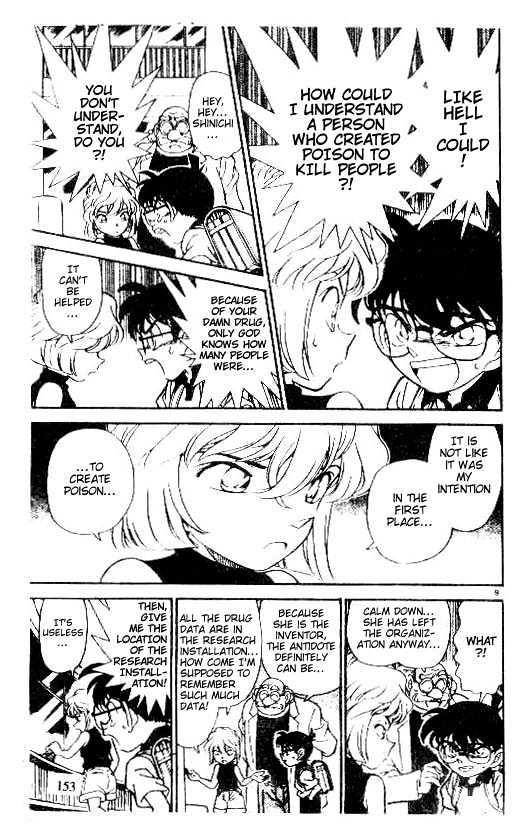 Detective Conan Chapter 179  Online Free Manga Read Image 9