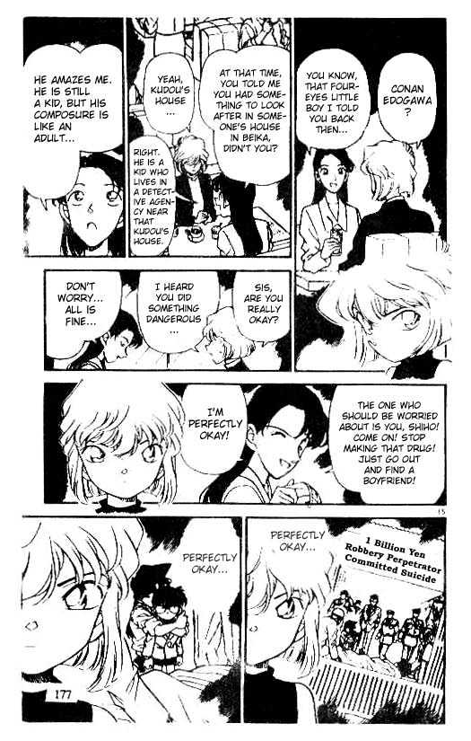 Detective Conan Chapter 180  Online Free Manga Read Image 15