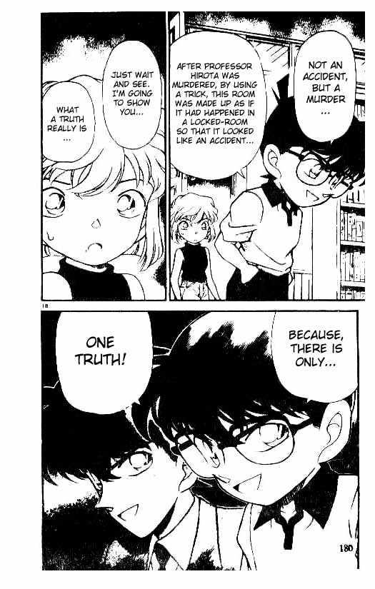Detective Conan Chapter 180  Online Free Manga Read Image 18
