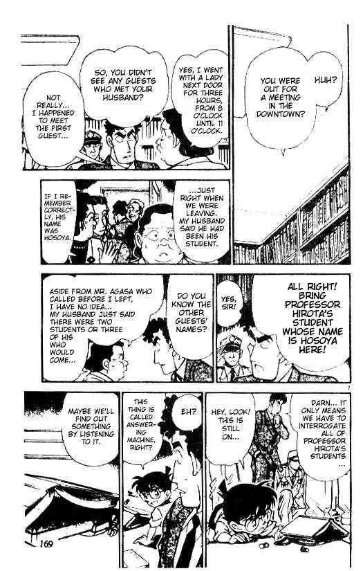 Detective Conan Chapter 180  Online Free Manga Read Image 7