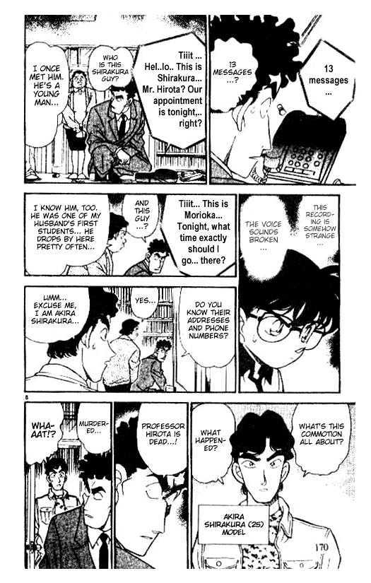 Detective Conan Chapter 180  Online Free Manga Read Image 8