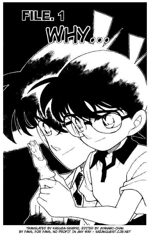 Detective Conan Chapter 181  Online Free Manga Read Image 1