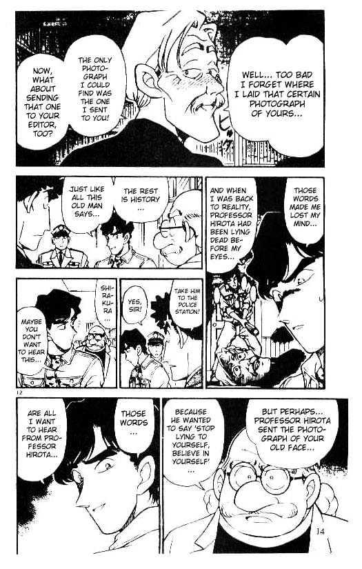 Detective Conan Chapter 181  Online Free Manga Read Image 12