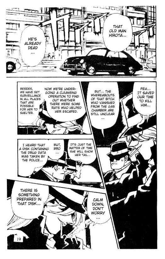 Detective Conan Chapter 181  Online Free Manga Read Image 17