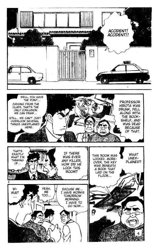 Detective Conan Chapter 181  Online Free Manga Read Image 2