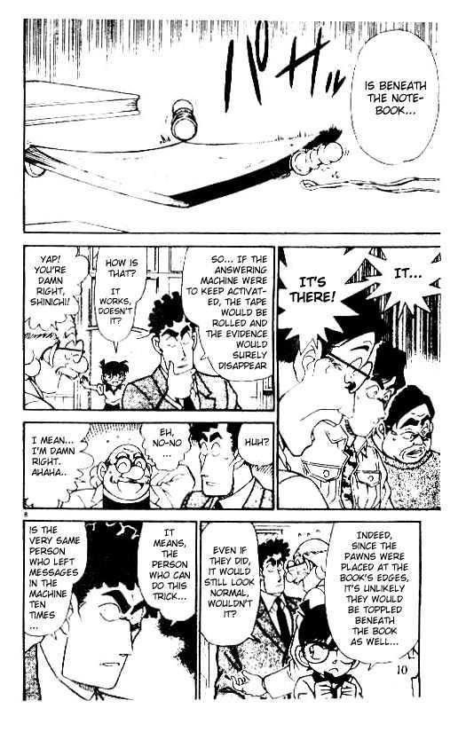 Detective Conan Chapter 181  Online Free Manga Read Image 8