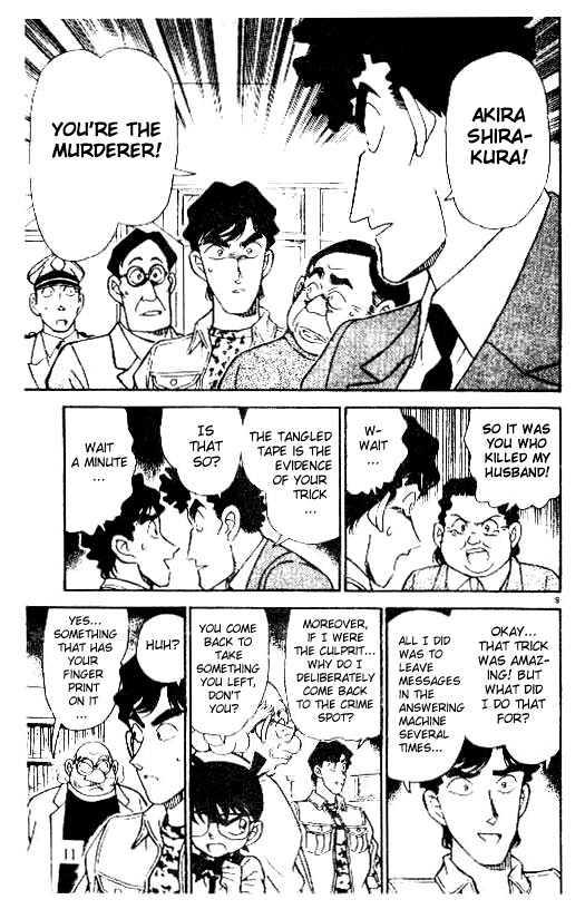 Detective Conan Chapter 181  Online Free Manga Read Image 9