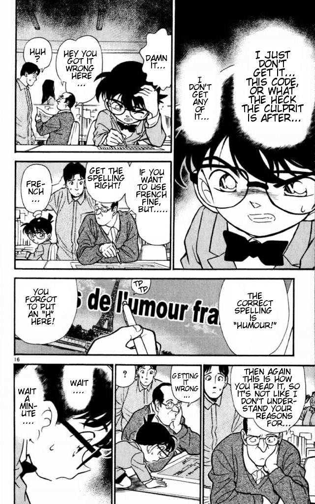 Detective Conan Chapter 183  Online Free Manga Read Image 16