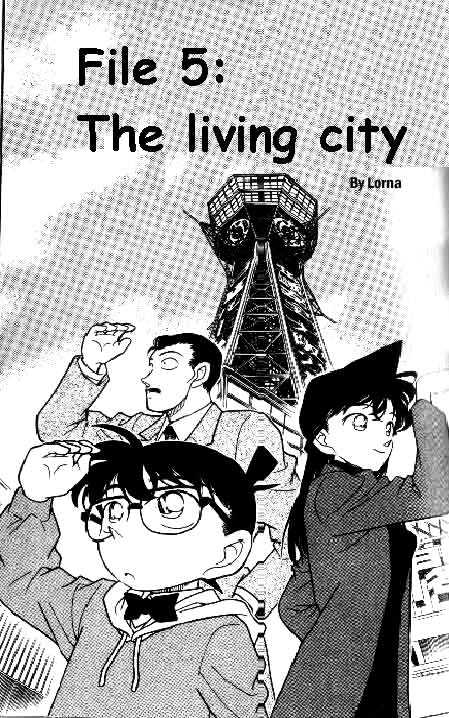 Detective Conan Chapter 185  Online Free Manga Read Image 1