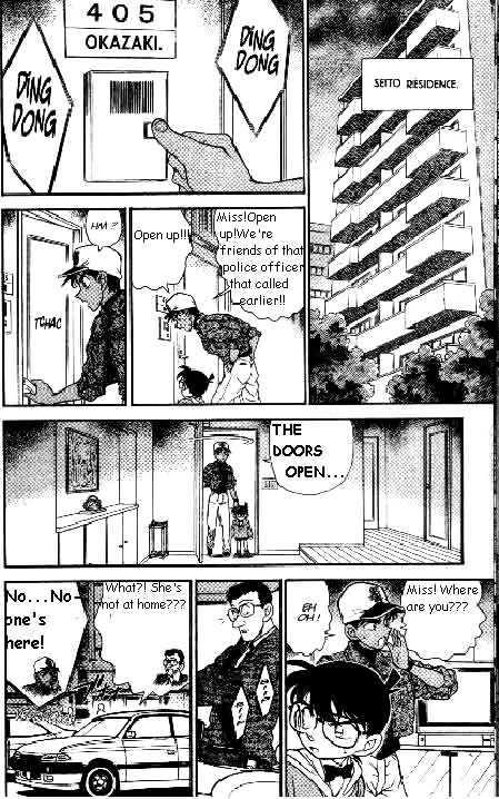 Detective Conan Chapter 186  Online Free Manga Read Image 14