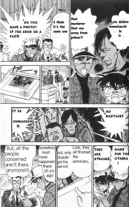 Detective Conan Chapter 187  Online Free Manga Read Image 9