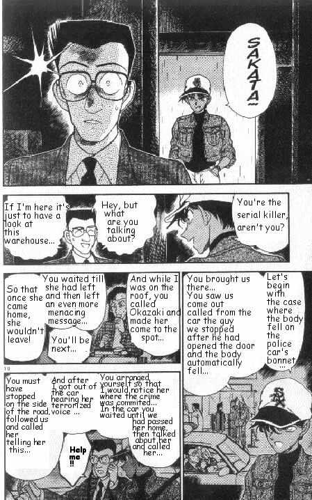 Detective Conan Chapter 188  Online Free Manga Read Image 10