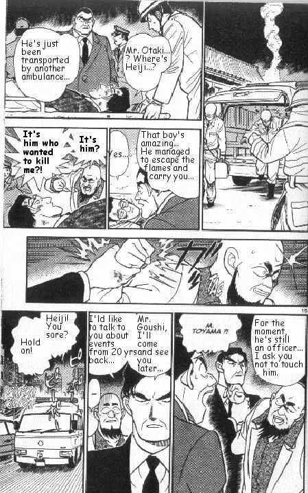 Detective Conan Chapter 188  Online Free Manga Read Image 15