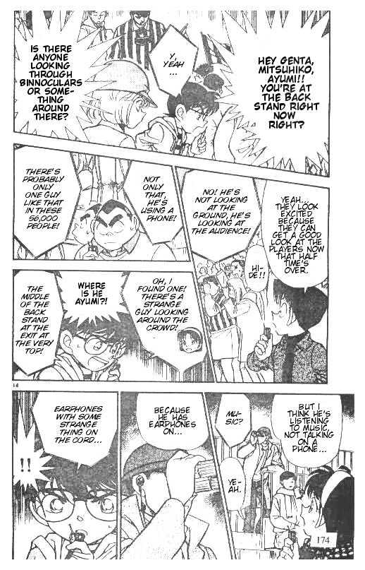 Detective Conan Chapter 190  Online Free Manga Read Image 14
