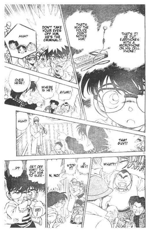 Detective Conan Chapter 190  Online Free Manga Read Image 15