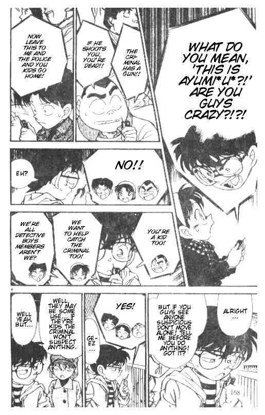 Detective Conan Chapter 190  Online Free Manga Read Image 8