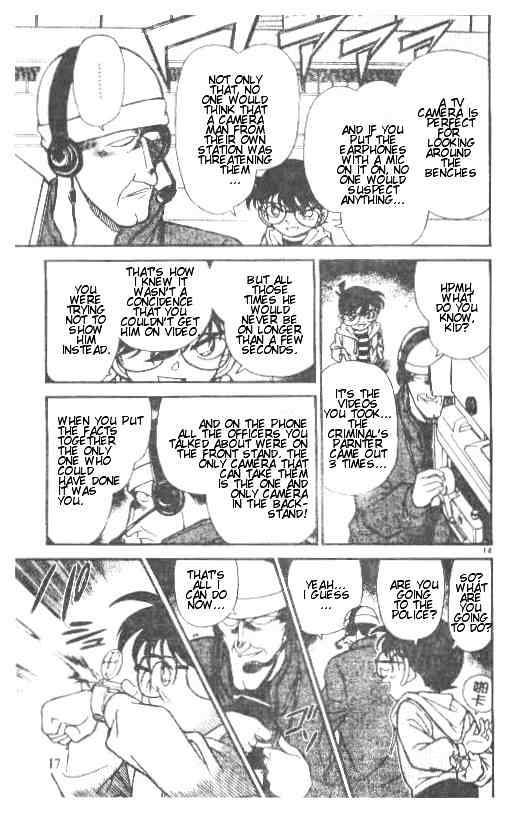 Detective Conan Chapter 191  Online Free Manga Read Image 14