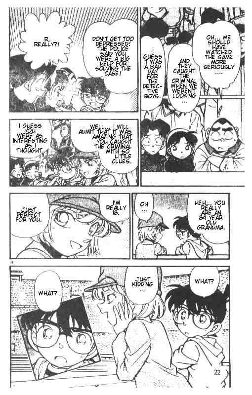 Detective Conan Chapter 191  Online Free Manga Read Image 19