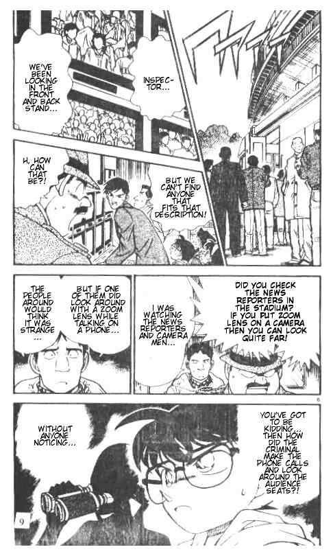 Detective Conan Chapter 191  Online Free Manga Read Image 6