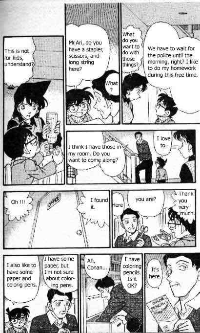 Detective Conan Chapter 195  Online Free Manga Read Image 13