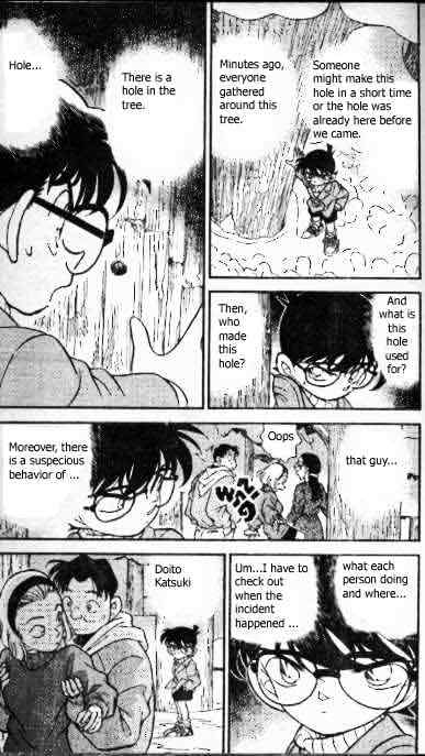 Detective Conan Chapter 195  Online Free Manga Read Image 4