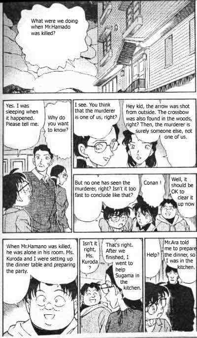 Detective Conan Chapter 195  Online Free Manga Read Image 5