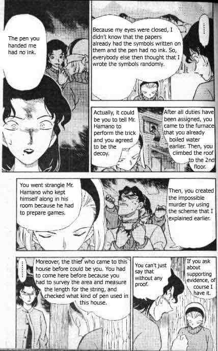 Detective Conan Chapter 196  Online Free Manga Read Image 12