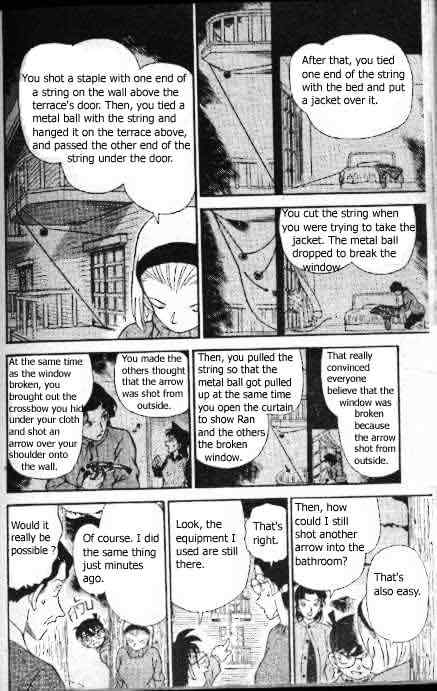Detective Conan Chapter 196  Online Free Manga Read Image 9