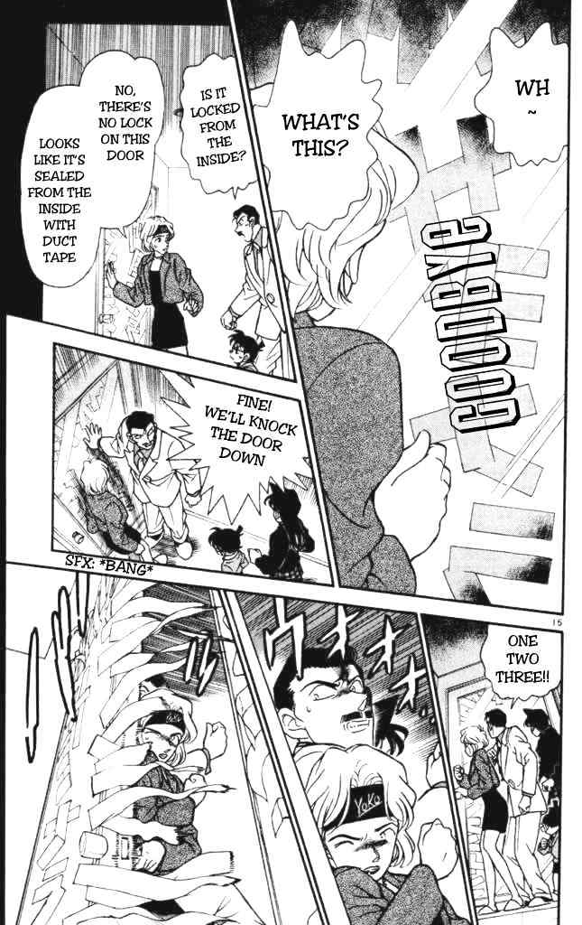 Detective Conan Chapter 197  Online Free Manga Read Image 15