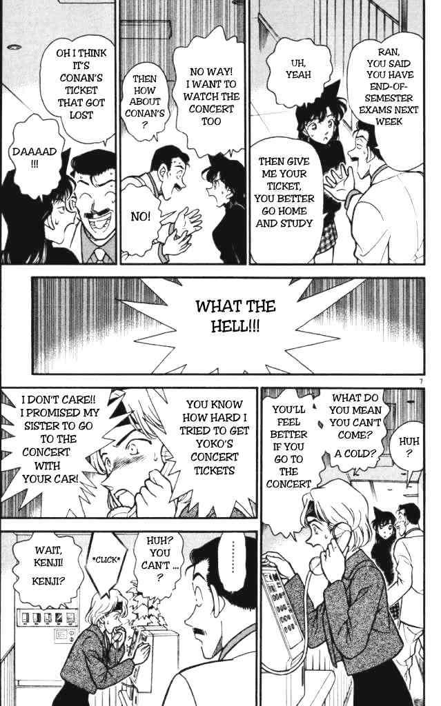 Detective Conan Chapter 197  Online Free Manga Read Image 7