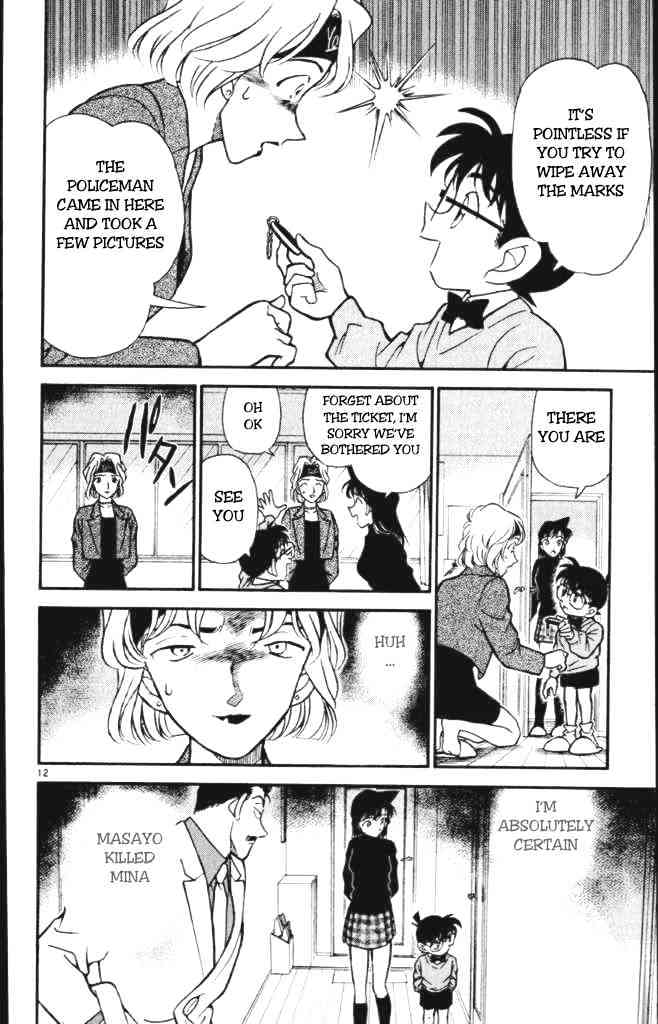 Detective Conan Chapter 198  Online Free Manga Read Image 12
