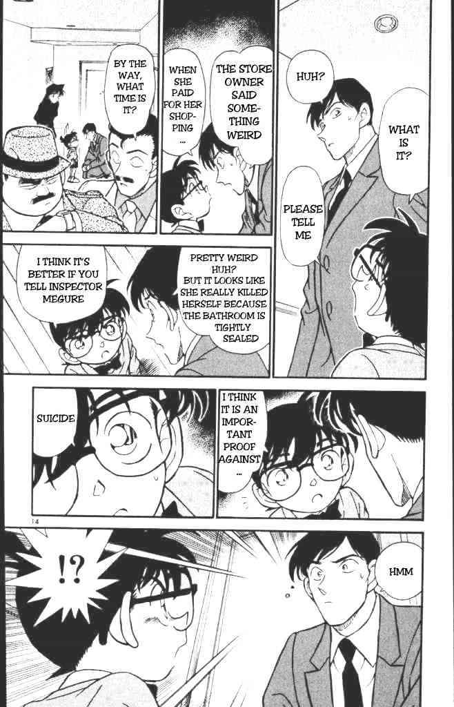 Detective Conan Chapter 198  Online Free Manga Read Image 14