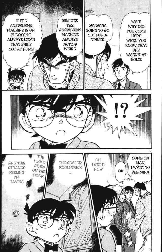Detective Conan Chapter 198  Online Free Manga Read Image 17