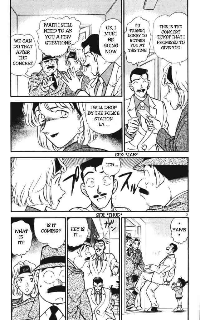 Detective Conan Chapter 199  Online Free Manga Read Image 3
