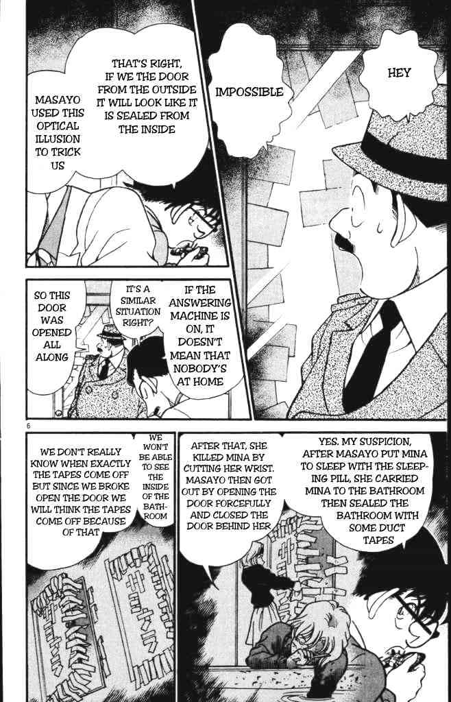 Detective Conan Chapter 199  Online Free Manga Read Image 6