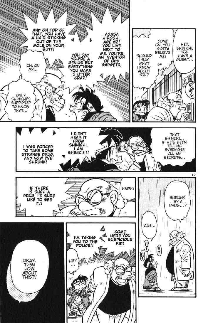 Detective Conan Chapter 2  Online Free Manga Read Image 13