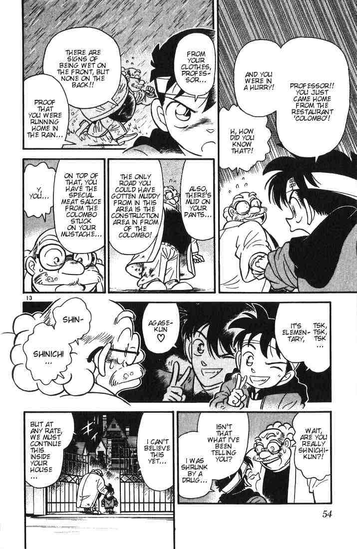 Detective Conan Chapter 2  Online Free Manga Read Image 14