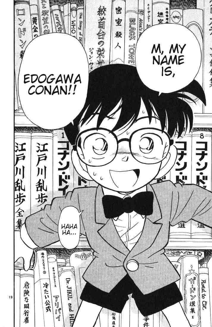 Detective Conan Chapter 2  Online Free Manga Read Image 20